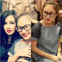 Con gái Thanh Lam dễ thương xì-tai tuổi 17