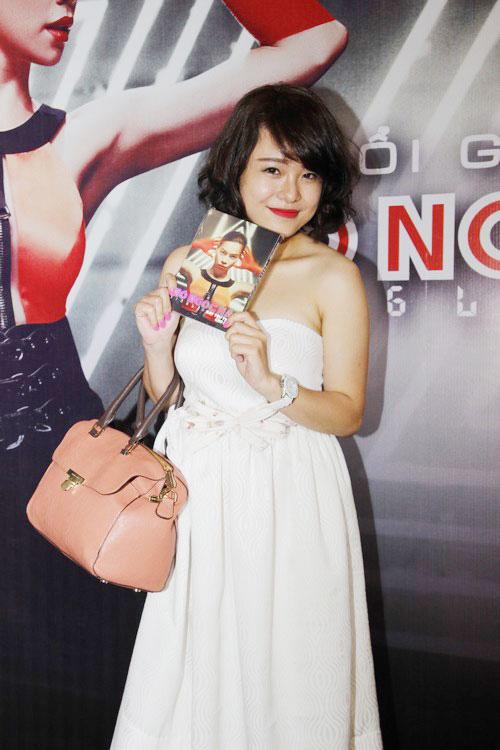 huong giang idol sexy 'nghet tho' - 7