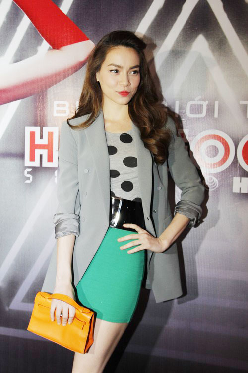 huong giang idol sexy 'nghet tho' - 6