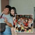 Làng sao - Trương Quỳnh Anh, Hoàng Mập đi từ thiện mùa Vu Lan