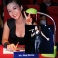 Làng sao - Đinh Hương gợi cảm ngồi ghế giám khảo