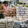 Mua sắm - Giá cả - Trứng tăng 300 đồng/quả trước Trung thu