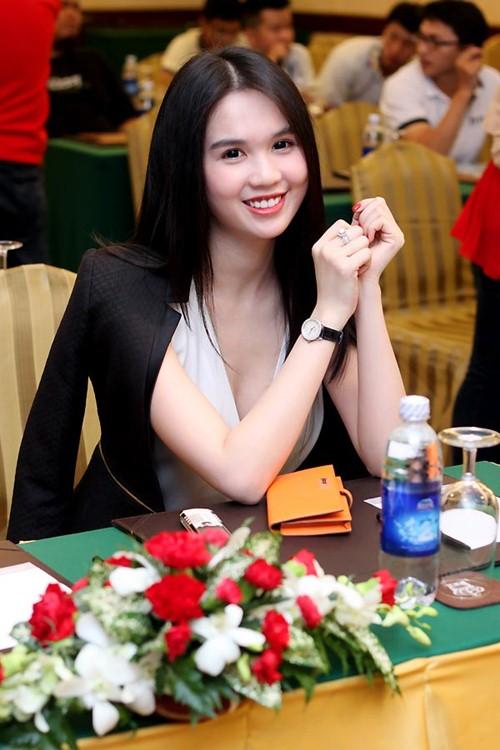 ngoc trinh: khong co khai niem ve le vu lan - 1