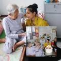 Làng sao - Trương Thị May đón sinh nhật trong viện dưỡng lão