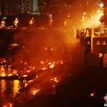 Tin tức - Trung Quốc: Mịt mù khói lửa vì... hóa vàng
