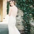 Thời trang - Váy cưới lãng mạn cho cô dâu mùa thu