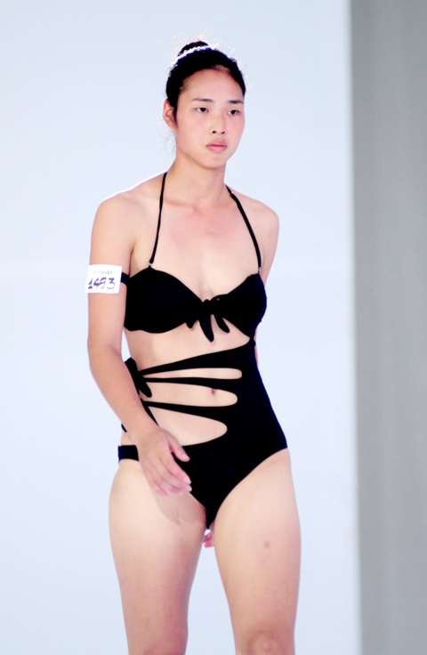 top ao tam sexy nhat vong loai vnntm mien bac - 4