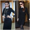Thời trang - Thanh Hằng bắt chước phong cách Victoria Beckham