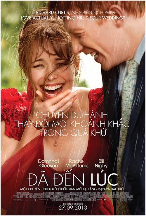 about time - phim moi cua dao dien love actually - 1