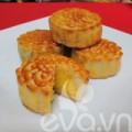 Bếp Eva - Bánh Trung thu tốc hành nhân custard