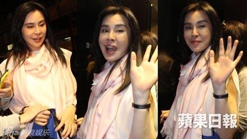 """""""soi"""" guong mat meo xech cua my nhan cbiz - 2"""