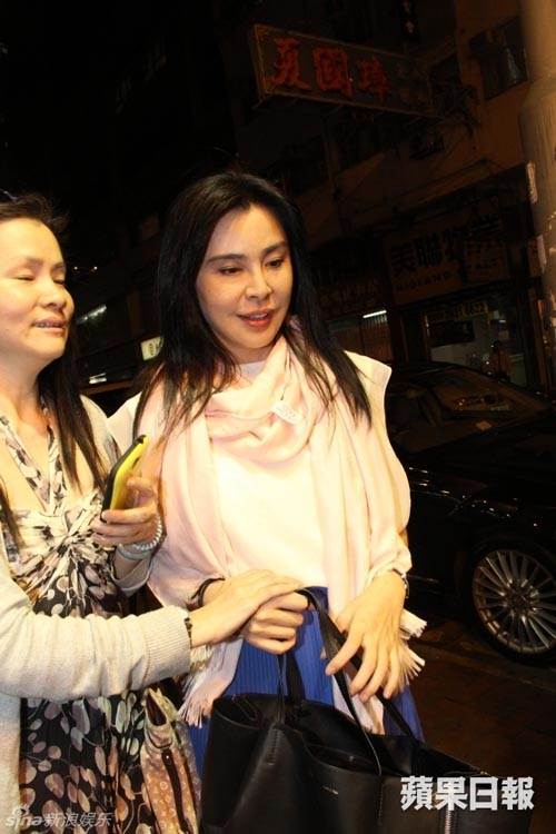 """""""soi"""" guong mat meo xech cua my nhan cbiz - 5"""