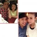 Làng sao - Trấn Thành và người yêu tổ chức sinh nhật cho ba