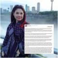Làng sao - Thanh Thảo viết ''tâm thư'' về việc chia tay bạn trai