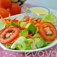 3 món salad giòn ngon, dễ làm