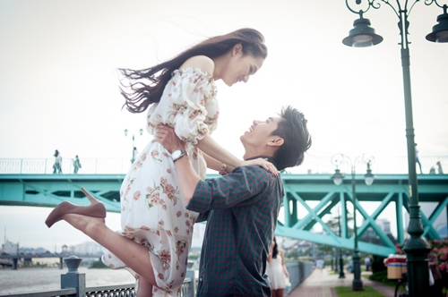 huong giang idol suyt hon hot boy - 6
