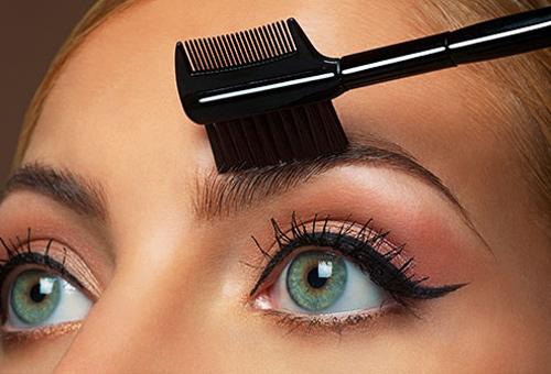 5 phút để có lông mày hợp khuôn mặt - 3