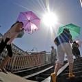Tin tức - Hà Nội: Mưa giảm, trời hửng nắng