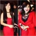 """Thời trang - Muôn kiểu """"giãn xuân"""" của Diva với gam đỏ"""
