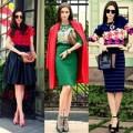 Thời trang - Eva Icon: Chân váy bút chì của quý cô Vintage