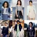 Thời trang - 'Ngả nghiêng' với tủ váy Chanel của Châu Tấn