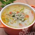 Bếp Eva - Canh hến nấu khế: Nhìn là muốn ăn