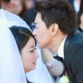 Làng sao - Cô dâu Lâm Tâm Như khóc trong ngày cưới