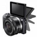 Eva Sành điệu - Sony ra mắt bộ đôi máy ảnh không gương lật