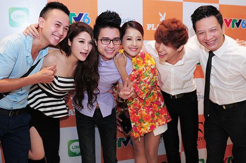 """chi pu dan ru bo hinh tuong """"keo ngot"""" - 8"""