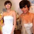 Thời trang - Hoàng Yến hốc hác làm cô dâu