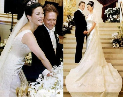 michael douglas va catherine zeta-jones - 3