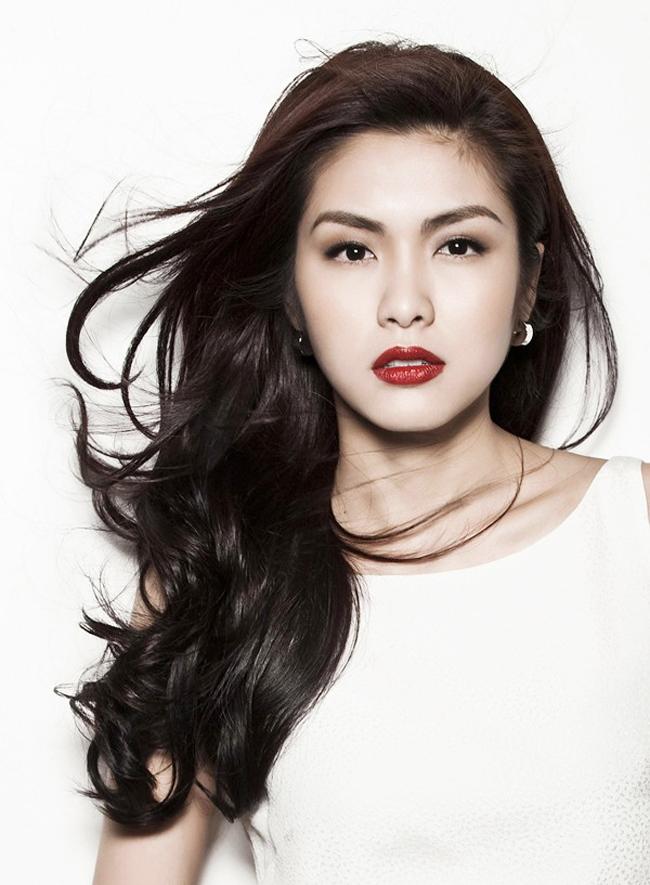 Tăng Thanh Hà vốn được mệnh danh là ngọc nữ màn ảnh Việt nhờ vẻ đẹp và tài năng diễn xuất.
