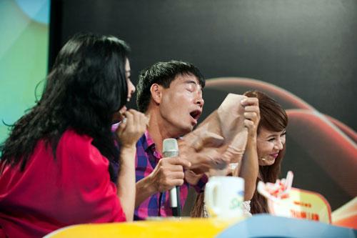 drm: luu thien huong cuc xinh lam giam khao - 6