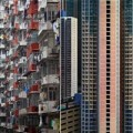 Nhà đẹp - Kinh ngạc nhà chọc trời san sát ở Hồng Kông