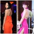 Thời trang - Sao Việt mặc hở khoe khéo hình xăm