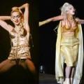Thời trang - Lady Gaga cũng 'đạo' phong cách?
