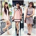 Thời trang - Váy suông duyên dáng đầu thu