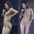 Làng sao - Phạt bar Angela Phương Trinh biểu diễn 3,5 triệu