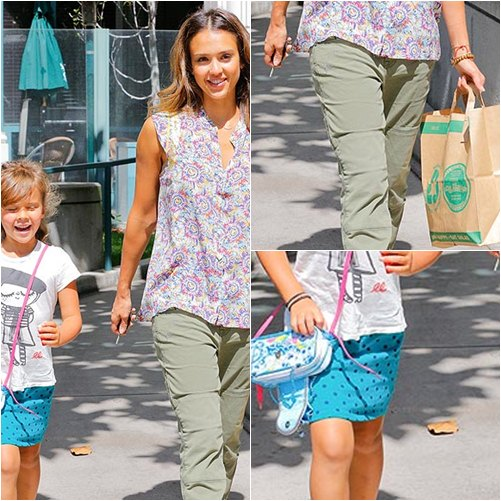 street style: katie holmes tre mang sau ly hon - 5
