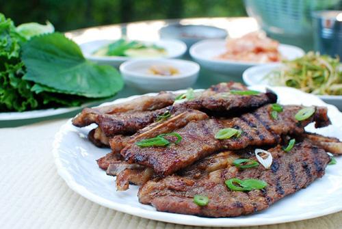 Thích mê sườn bò nướng kiểu Hàn - 1