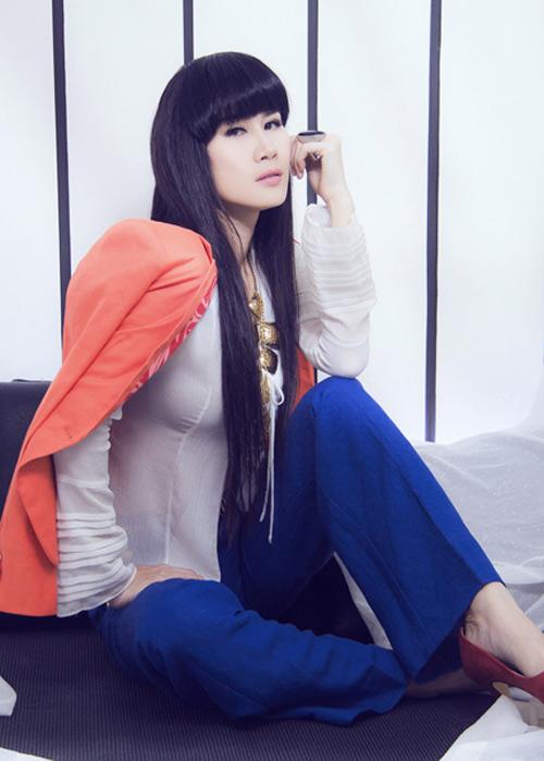 khanh thi noi mun, thu phuong nhan nheo - 7