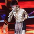 Làm mẹ - Quang Anh rực lửa hát Thênh Thênh Ook ơi