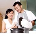 Eva tám - Hạnh phúc khi chồng làm việc nhà