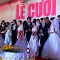 Tin tức - 100 đôi uyên ương thành hôn ngày 2/9