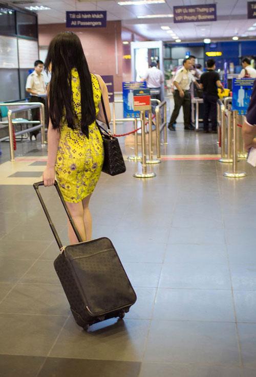 lai huong thao len duong du thi miss world 2013 - 5