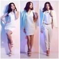 Thời trang - Cây trắng 'thời thượng' từ hè sang thu