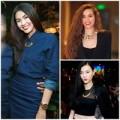 Thời trang - Sao Việt 'săn' vòng dây xích đúng mốt