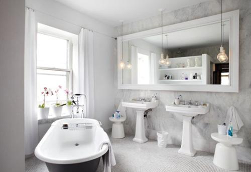 Mẫu thiết kế phòng tắm đương đại tuyệt đẹp