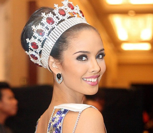 hh phillippines dan dau binh chon miss world - 1