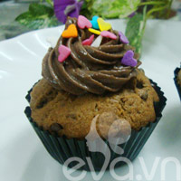 banh cupcake so co la thom ngon - 12